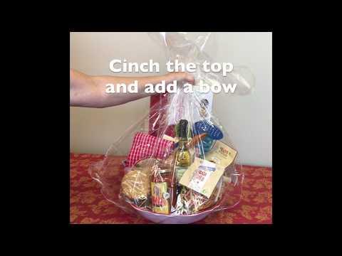 How To Make a PTO Auction Basket