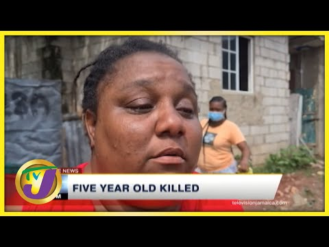 5 Yr Old Killed in Jamaica | TVJ News - Oct 7 2021