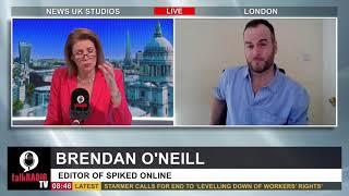 Brendan O'Neill: Cancel cultur…