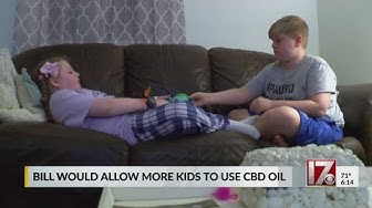 NC bill would let more kids use CBD oil