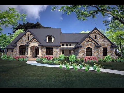European House Plan 75146 at FamilyHomePlans