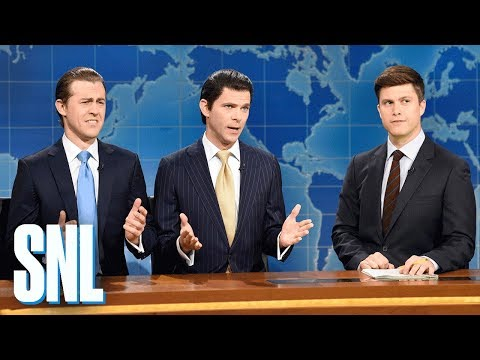 Weekend Update: Eric and Donald Trump Jr. on Paul Manafort  SNL