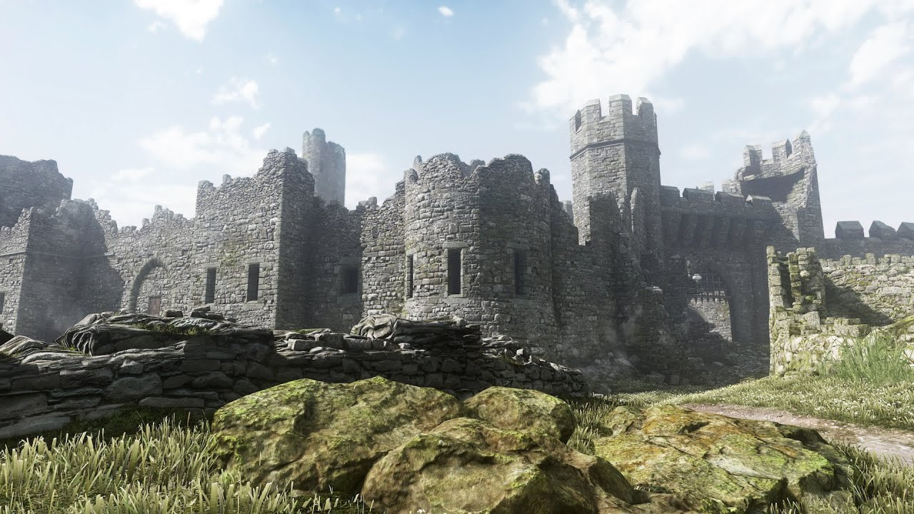 Call of Duty: Ghosts   STONEHAVEN CASTLE Multiplayer Map   YouTube
