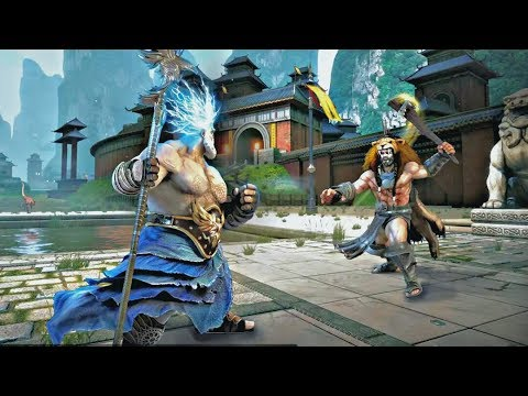 Top 10 Best Free To Play Fighting Games For Android And
