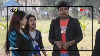 Making Of Song Crash, Funny Moments, Behind The Scene Dream Music 01714616240