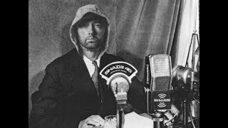 Eminem and Paul Rosenberg talk Jordan collab's and Stan merch during Shady Fireside Chat