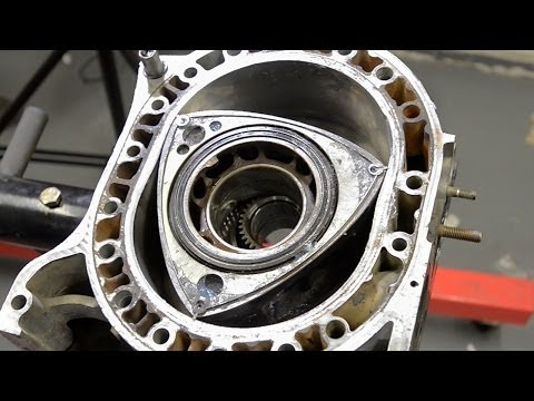 How to rebuild a Rotary Bridge Port engine ~ fullBOOST tech files