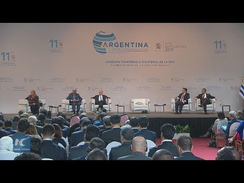 11th WTO Ministerial Conference begins in Argentina
