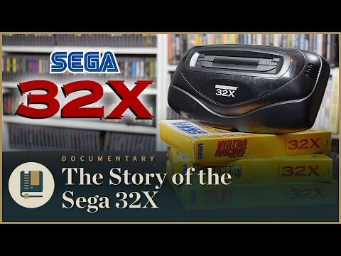 The Story of the Sega 32X | Gaming Historian