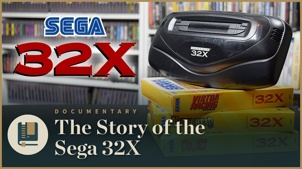 SEGA 32X | Gaming Historian