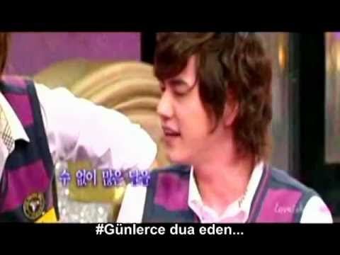 (Tr Sub) Kyuhyun singing Na Yoon Kwon's song If it was me