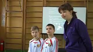 Урок з елементами футболу - 2013