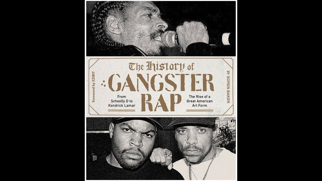 The History of Gangster Rap (Ebook) | ABRAMS