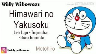 Lagu Jepang Doraemon: Stand by Me / Motohiro Hata - Himawari no Yakusoku