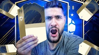 I GOT THE MOST OVERPOWERED ICON IN FIFA 18 -  BEST CHEAP ICON IN ULTIMATE TEAM !!!