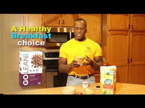 Dr Gene James- Recommended Breakfast Cereal