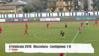 Serie D Girone D Mezzolara-Lentigione 1-0