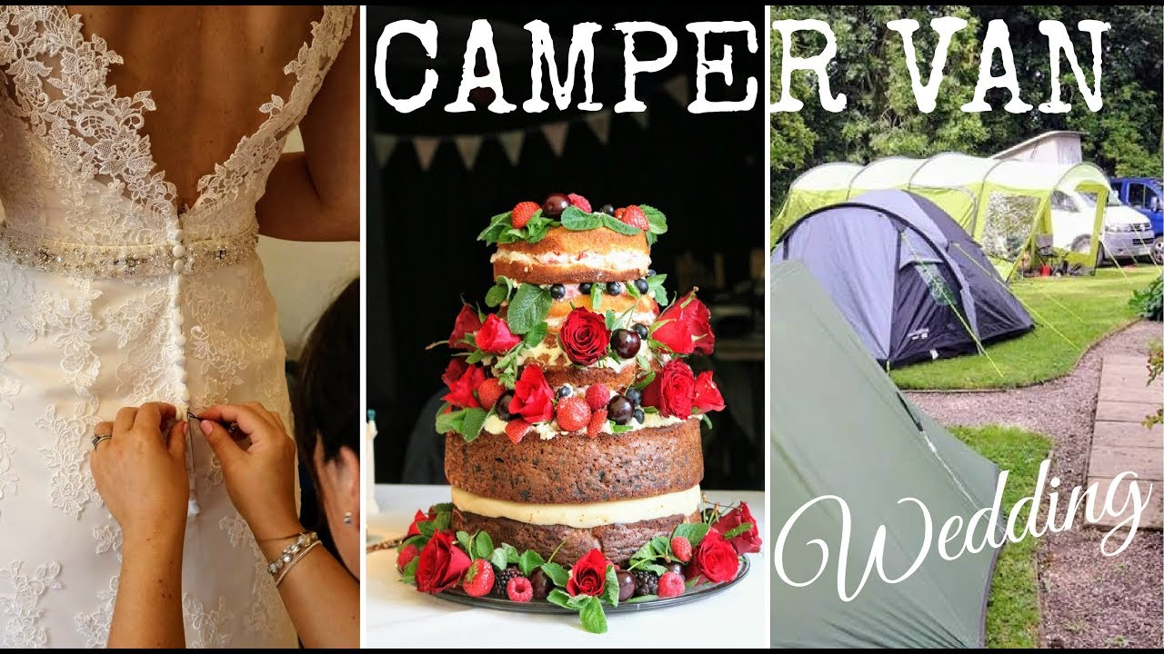 Camping Wedding & New Awning: Mercedes Vito Camper Van ...