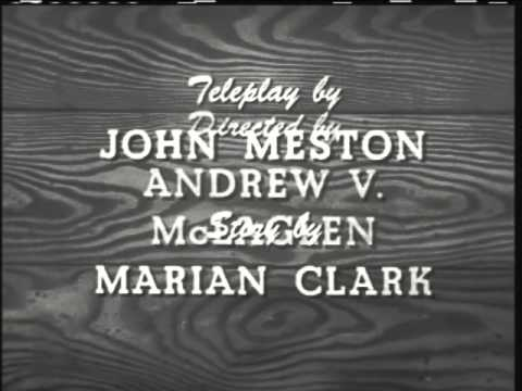 Gunsmoke Television Show - Beginning and End (1960)