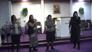 No More Shackles Holding Me Down, and Redirection Praise Team at True Praise and Worship Church