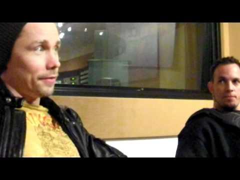 """Alter Bridge on Loveline aka """"Myles' Wife is Hot"""""""