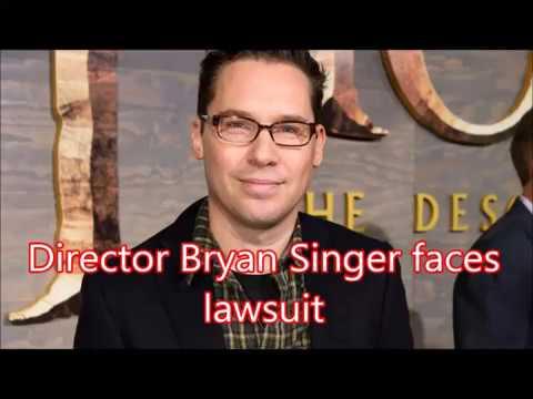 Director Bryan Singer faces lawsuit over alleged rape of teen in 2003