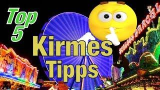 TOP 5 Tipps und Tricks auf der Kirmes