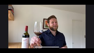 SWIG Session Penfolds Shiraz