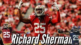 Richard Sherman Road To The Super Bowl: Villain To Hero Journey (Mini Movie) *Emotional*