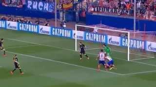 هدف اتليتكو مدريد على برشلونه 9-4-2014 ( دوري الابطال ) كوكي