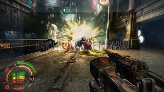 Hard Reset All Weapons And Firing Modes Showcase and Tips