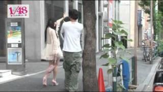 AKB48倉持明日香メイキング