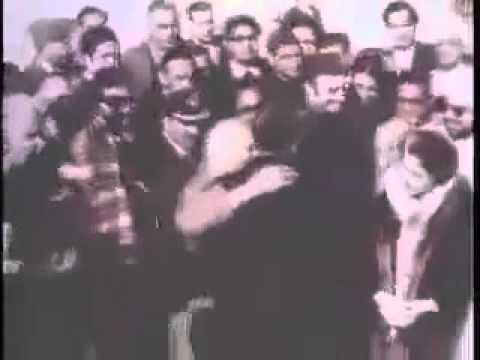 10 January,1971 Bangabandhu Sheikh Mujibur
