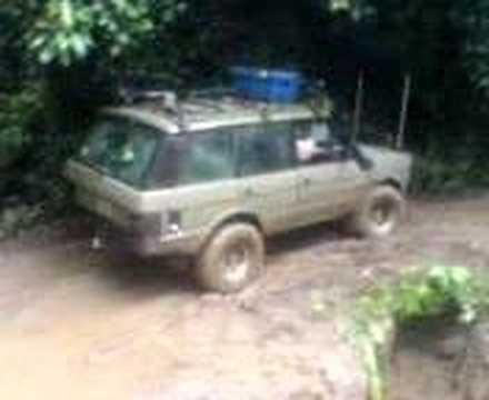 Caravana Land Rover Poas 2007 Youtube