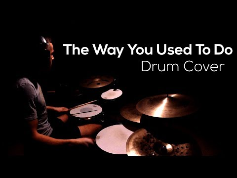 The Way You Used To Do - Drum Cover - Queens Of The Stone Age