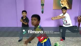 kidz dance video present by picasso school