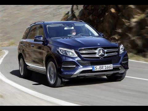 MercedesBenz GLEClass 4x4 2015 Car Review  YouTube