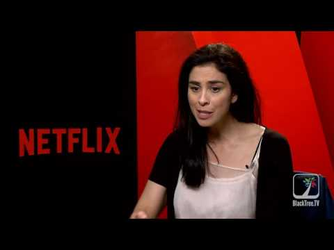 Sarah Silverman 'Speck of Dust' Netflix Interview