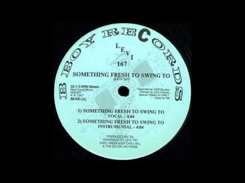 Levi 167 Something Fresh To Swing To Instrumental