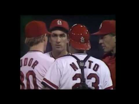 MLB 1985 World Series Highligths
