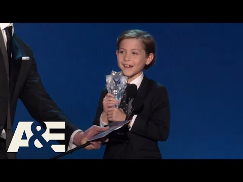 Jacob Tremblay Wins Best Young Actor/Actress | 2016 Critics ...