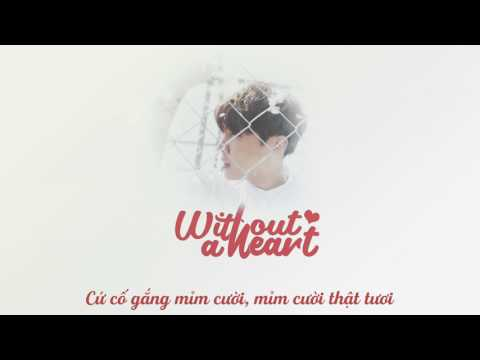 [VIETSUB] WITHOUT A HEART (COVER) - BTS