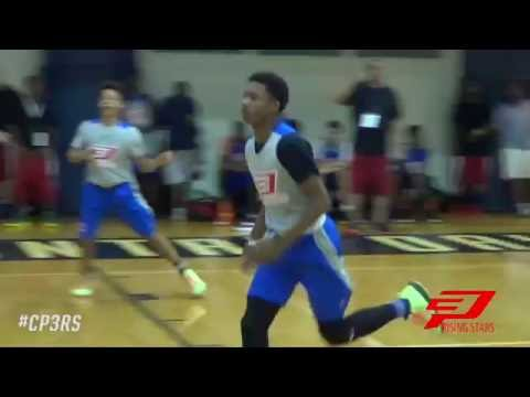 Muhsin Muhammad III - 2016 CP3 Rising Stars Camp Mixtape - Class of 2020