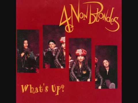 4 Non Blondes - what's up (dance mix)