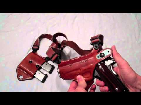 Galco Miami Classic II Shoulder Holster Review