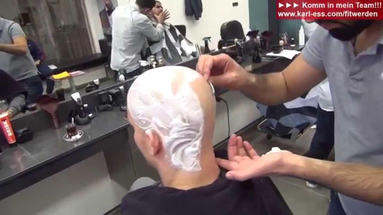 Die Schokoladenmaske für das Haar italija