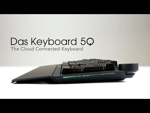Das Keyboard 5Q: The Cloud Connected Keyboard