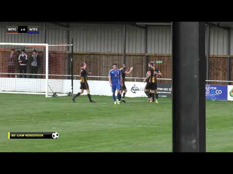Morpeth Whitby Goals And Highlights