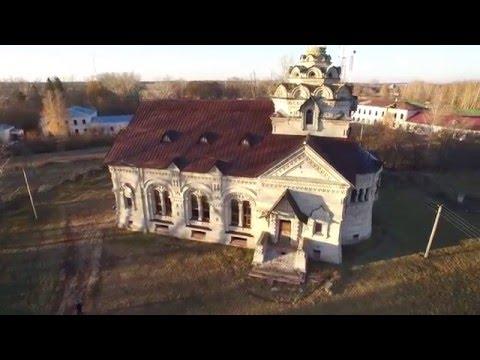 Красивая Церковь. Солунского. Березовка. Достопримечательности Липецкой области
