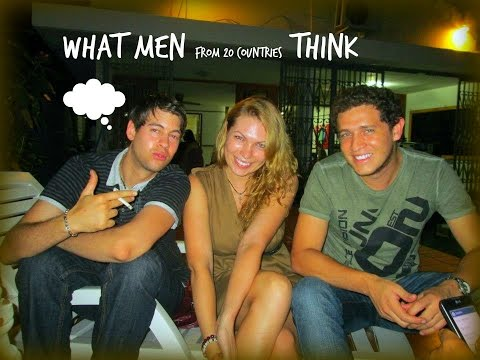 Men Around the World Answer 5 Dating Questions